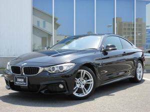 BMW 4シリーズ 420iクーペ Mスポーツ 稀少ガラスサンルーフ 地デジチューナー ACC コンフォートアクセス バックカメラ ドラレコ 認定中古車