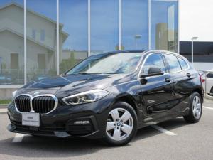 BMW 1シリーズ 118d プレイ エディションジョイ+ LEDヘッド 16AW ACC アンビエントライト コンフォートアクセス 電動リアゲート 禁煙 デモカー
