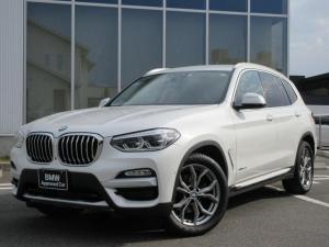 BMW X3 xDrive 20d Xライン 黒レザーシート LEDヘッドライト 19AW ACC コンフォートアクセス 地デジ 禁煙 認定中古車