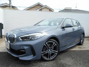 BMW 1シリーズ 118d Mスポーツ エディションジョイ+ 特殊カラー LEDヘッドライト 18AW ACC コンフォートアクセス アンビエントライト 電動リアゲート 弊社デモカー