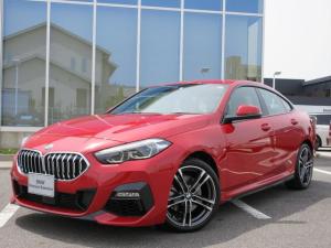 BMW 2シリーズ 218iグランクーペ Mスポーツ LEDヘッドライト 18AW ACC コンフォートアクセス アンビエントライト 電動シート 禁煙 弊社デモカー