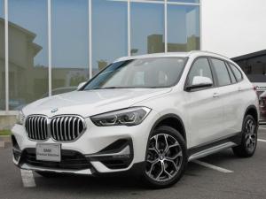 BMW X1 sDrive 18i xライン LCI LEDヘッドライト 18AW ACC コンフォートアクセス PDC 電動リアゲート アンビエントライト 弊社デモカー