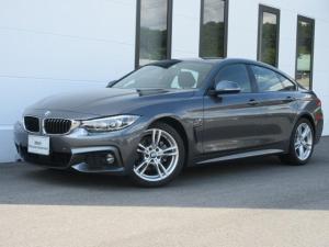 BMW 4シリーズ 420iグランクーペ Mスピリット 18AW ACC コンフォートアクセス 地デジ Bカメラ 禁煙 認定中古車