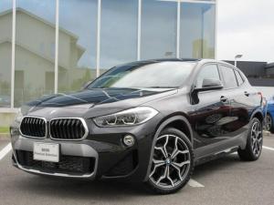 BMW X2 xDrive 18d MスポーツX LED 19AW 黒レザー ヘッドUP ACC Wフィルム PDC コンフォートアクセス 禁煙 弊社ワンオーナー