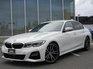 BMW 3シリーズ 330i Mスポーツ LED 19AW Mブレーキ 黒レザー ヘッドアップディスプレイ ACC ライトカーペット ウッドパネル 禁煙 弊社ワンオーナー