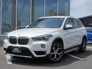 BMW X1 sDrive 18i xライン LED 18AW コンフォートアクセス 電動Rゲート PDC Bカメラ Wフィルム 禁煙 弊社ワンオーナー
