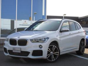BMW X1 sDrive 18i Mスポーツ LED 19AW ACC ヘッドアップディスプレイ コンフォートアクセス 電動Rゲート 禁煙 弊社ワンオーナー