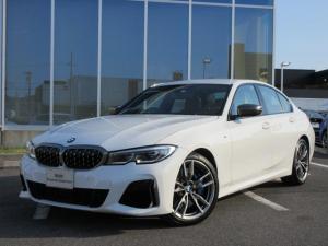 BMW 3シリーズ M340i xDrive LED 19AW コニャック革 ACC ヘッドアップD ハーマンカードン 地デジ Mブレーキ 禁煙 認定中古車