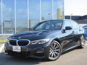 BMW 3シリーズ 320i Mスポーツ LED 18AW コニャックレザー ACC コンフォートアクセス 電動トランク Bカメラ PDC 禁煙 認定中古車