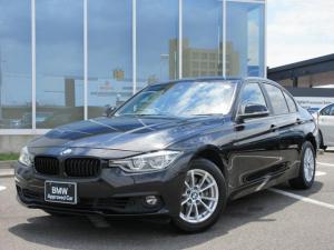 BMW 3シリーズ 318i LED 16AW ブラックキドニーグリル コンフォートアクセス PDC Wフィルム Bカメラ 禁煙 弊社ワンオーナー