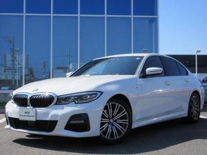 BMW 3シリーズ 320i Mスポーツ LED 18AW ACC コンフォートアクセス 電動Rゲート 前後ドラレコ Wフィルム 禁煙 弊社ワンオーナー