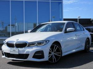 BMW 3シリーズ 320i Mスポーツ レーザーヘッド 19AW コニャックレザー ACC ヘッドアップディスプレイ PDC コンフォートアクセス 禁煙 認定中古車