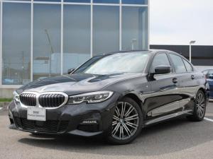 BMW 3シリーズ 318i Mスポーツ LED 18AW ACC コンフォートアクセス アンビエントライト Bカメラ 電動トランク 禁煙 デモカー
