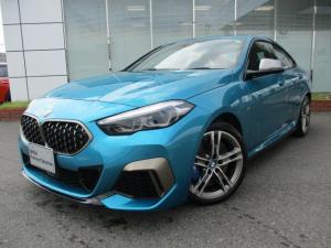 BMW 2シリーズ M235i xDriveグランクーペ LED 18AW ACC パドルシフト アンビエントライト コンフォートアクセス Bカメラ PDC 禁煙 弊社デモカー