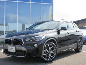 BMW X2 xDrive 20i MスポーツX LED 19AW ACC ヘッドアップディスプレイ コンフォートアクセス 電動Rゲート Bカメラ PDC 禁煙 弊社デモカー