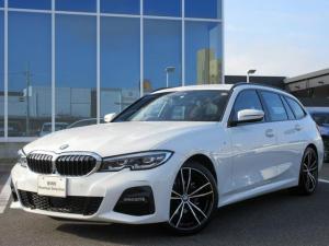 BMW 3シリーズ 318iツーリング Mスポーツ LED 19AW ACC パドルS アンビエントライト コンフォートアクセス PDC Bカメラ 禁煙 デモカー
