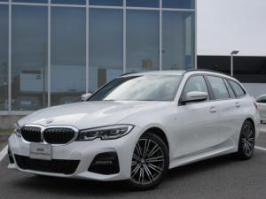 BMW 3シリーズ 318iツーリング Mスポーツ LED 18AW ACC アンビエントライト ライトカーペット コンフォートアクセス PDC Bカメラ 電動Rゲート 禁煙 認定中古車