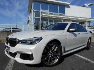 BMW 7シリーズ M760Li xDrive 4WD レーザーヘッド 20AW コニャックレザー パノラマガラスサンルーフ リアエンターテイメント Bowers&Wilkinsサウンド 禁煙 弊社ワンオーナー