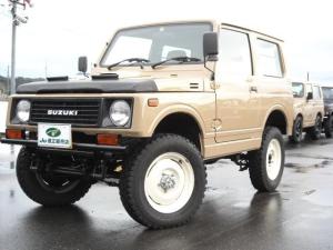 スズキ ジムニー ランドベンチャー  4WD 3吋レトロカスタム