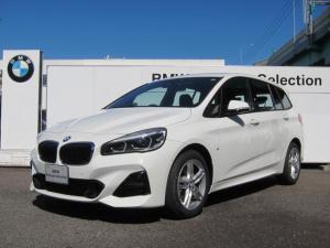 BMW 2シリーズ 218d xDriveグランツアラー Mスポーツ