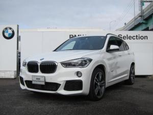 BMW X1 sDrive 18i Mスポーツ アクティブセーフティ