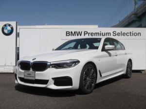 BMW 5シリーズ 523d Mスポーツ ブラックレザー ヘッドアップD