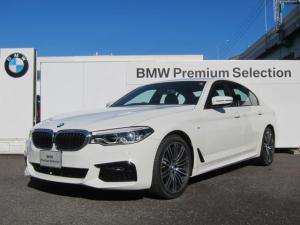 BMW 5シリーズ 523d Mスポーツ ヘッドアップディスプレイ ACC