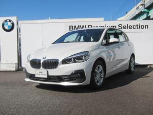 BMW 2シリーズ 218dアクティブツアラー 認定中古車 HDDナビゲーション シートヒーター インテリジェントセーフティ