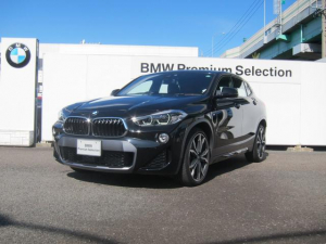 BMW X2 sDrive 18i MスポーツX 認定中古車 Msports アクティブクルーズコントロール シートヒーター バックカメラ インテリジェントセーフティ