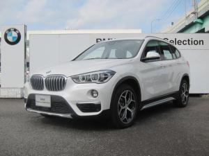 BMW X1 sDrive 18i xライン XLINE アドバンスドセーフティパッケージ コンフォートパッケージ アクティブクルーズコントロール シートヒーター オートマチックテールゲート バックカメラ