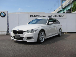 BMW 3シリーズ 320iツーリング Mスポーツ 純正ナビ バックカメラ ETC ブラックキドニーグリル