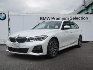 BMW 3シリーズ 318iツーリング Mスポーツ 純正ナビ バックカメラ ETC