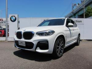 BMW X3 xDrive 20d Mスポーツ イノベーションパッケージ・ヘッドアップディスプレイ・ディスプレイキー・20インチアルミホイール