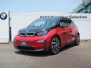 BMW i3 アトリエ レンジ・エクステンダー装備車 純正ナビ ETC バックカメラ 94Ahバッテリー LEDヘッドライト 社外ドライブレコーダー