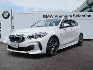 BMW 1シリーズ 118d Mスポーツ エディションジョイ+ コンフォートパッケージ 純正ナビ 純正バックカメラ 純正ETC ワイヤレス充電 運転席メモリー付き電動シート