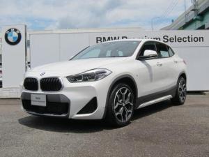 BMW X2 xDrive 18d MスポーツX 純正ナビ 純正バックカメラ 純正ETC ACC(アクティブクルーズコントロール)