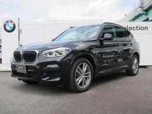 BMW X3 xDrive 20d Mスポーツ 純正ナビ 純正バックカメラ 純正ETC 社外ドライブレコーダー