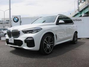 BMW X5 xDrive 35d Mスポーツ 純正ナビ 純正バックカメラ 純正ETC ACC(アクティブクルーズコントロール)
