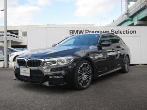 BMW 5シリーズ 523dツーリング Mスポーツ ソフトクローズドア ヘッドアップディスプレイ ジェスチャーコントロール デビューパッケージ