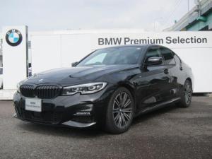 BMW 3シリーズ 320d Mスポーツ 純正ナビ 社外地デジ ブラックキドニーグリル