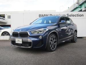 BMW X2 sDrive 18i MスポーツX 純正ナビ 純正ETC コンフォートパッケージ