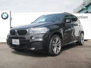 BMW X5 xDrive 35d Mスポーツ セレクトパッケージ 社外ドラレコ 社外レーダー