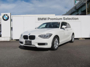 BMW 1シリーズ 116i 純正ナビ