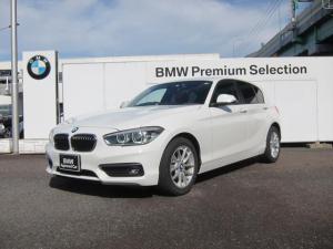 BMW 1シリーズ 118i 純正ナビ 純正ETC 社外バックカメラ 社外ドラレコ