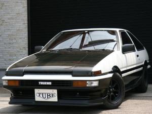 トヨタ スプリンタートレノ GT APEX 最終後期モデル 3ドア 4オーナー AE92エンジン