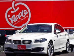 BMW 5シリーズ アクティブハイブリッド5モダン ベージュレザー 禁煙車