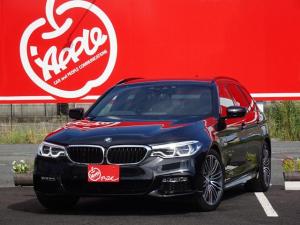 BMW 5シリーズ 530iツーリング Mスポーツ ブラックレザーシート/ヘッドアップディスプレイ/ジェスチャーコントロール/全周囲カメラ/アクティブクルーズコントロール/パワーバックドア/禁煙車