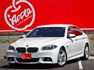 BMW 5シリーズ 523i Mスポーツ ハイラインPKG/ブランレザー/ACC追従レーダークルーズ/インテリセーフティ/レーンチェンジ・ディパーチャーウォーニング/LEDヘッド/前後シートヒーター/コンフォートアクセス/ミラーETC/禁煙車