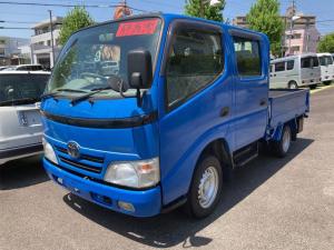 トヨタ ダイナトラック  Wキャブ 1.25t 2.0ガソリン 5速MT ダブルタイヤ