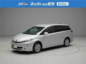 トヨタ ウィッシュ 1.8S 純正アルミホイール バックモニター スマートキ-